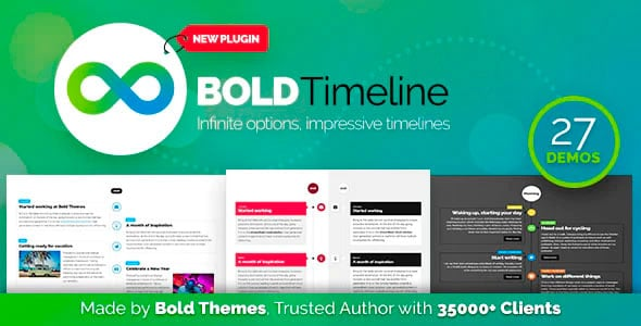 BoldTimelineCodeCanyon
